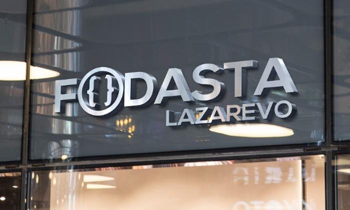 Logoul ales pentru Fodasta Lazarevo